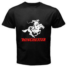 Winchester Rifle Firearm Pistol Gun Beretta Men's Black T-Shirt Size S-3XL - $19.99