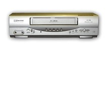 Emerson EWV403 4-Head Video Cassette Recorder with On-Screen Programming Display - $168.29