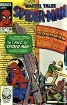 Marvel Comics MARVEL TALES Starring Spider-man #156 (1983) - $12.00