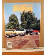 Special Interest Autos Magazine SIA #74 April 1983 '55 Luxocar Compariso... - $8.99