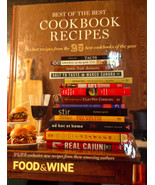 Food & Wine Best of the Best Cookbook Recipes: The Best Recipes from the... - $3.99