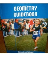 Geometry Guidebook   (American School) - $2.98