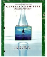 Lab Manual to Accompany General Chemistry Principles and Structure by Be... - $5.45