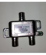 Cable Splitter 2-WAY PCT GENESYS II 2way HD Comcast AT&T Digital HDTV Coax - $1.45