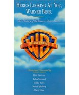 Here's Looking At You, Warner Bros. [VHS] [VHS Tape] (1993) Humphrey Bog... - $2.18