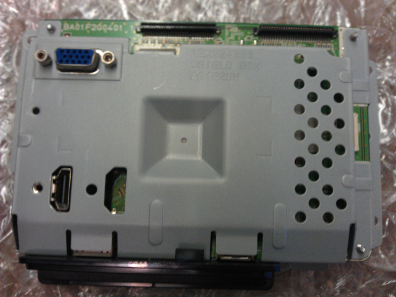 A01N2MMA-004  A01NKUH Digital MainBoard From PHILIPS 19PFL3505D/F7 LCD TV