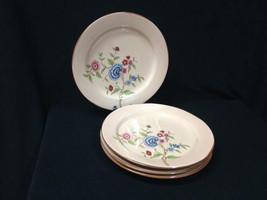 dinnerware portugal 4 dinner plates flower pattern portuguese