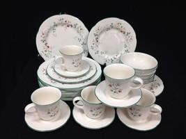 Pfaltzgraff Winterberry Dinnerware Plates Bowls Cups Saucers - $79.99 & Pfaltzgraff CHARLOTTE 46 pc. Rose Garden and 12 similar items