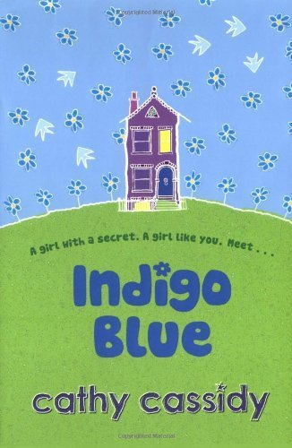 Indigo Blue by Cassidy, Cathy