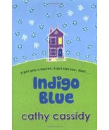 Indigo Blue by Cassidy, Cathy - $5.96