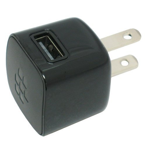 Blackberry USB AC Charger Adapter Power Plug for Blackberry Torch 9800 Bold 9...