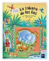 La Sabana De Los Lios/ the Sheet of Mess (Spanish Edition) [Hardcover] b... - $16.49