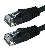 Monoprice 1FT 24AWG Cat5e 350MHz UTP Ethernet Bare Copper Network Cable ... - $1.99