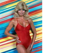 WKRP BS Red Loni Anderson MM Vintage 8X10 Matted Color TV Memorabilia Photo  - $6.95