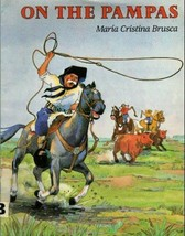 On the Pampas by Brusca, Maria Cristina - $24.69