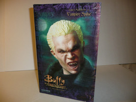 Buffy The Vampire Slayer Doll - James Marsters As Spike 12 Inch Figure S... - $51.47