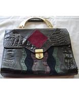 M C Marc Chantal Genuine Leather  Multi-Tone Purse  - $34.99