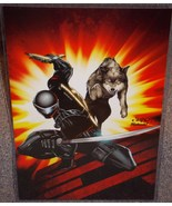 GI Joe Snake Eyes Glossy Print 11 x 17 In Hard ... - $24.99