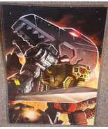 Transformers Grimlock Glossy Print 11 x 17 In H... - $24.99