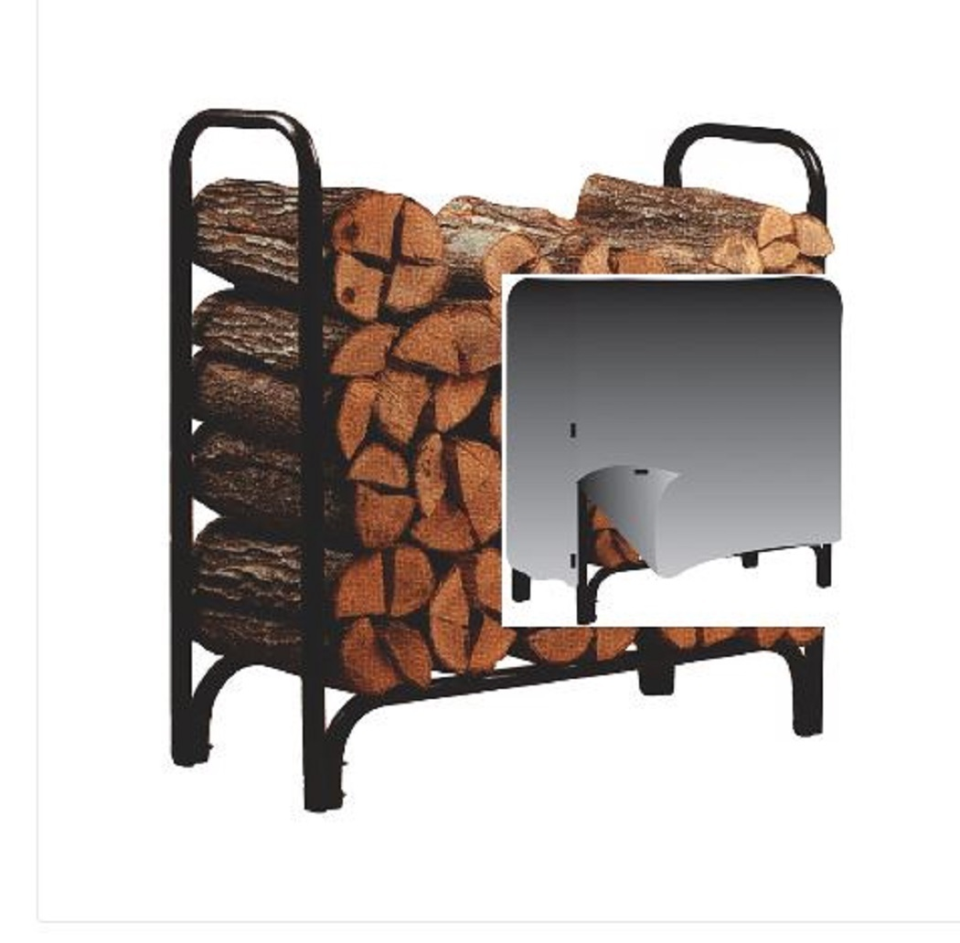 Firewood rack 4 foot