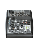 Behringer  5-Channel Analog Mixer XENYX502 - $79.99