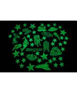 50+ Piece Glow in the Dark Stars Astronaut Set - $9.95