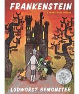 Frankenstein [Hardcover] by Walton, Rick; Hale, Nathan - $9.99
