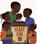 Feast for 10 [Board book] by Falwell, Cathryn - $1.99