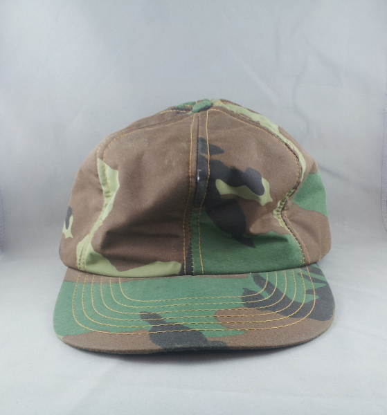 Retro Dorfman Pacific Hunting Hat - Featuring fold down ear flaps - Camouflage