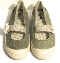Keds Girl's Mary Janes Canvas Multi-Color Sneaker S: 6.5 Medium