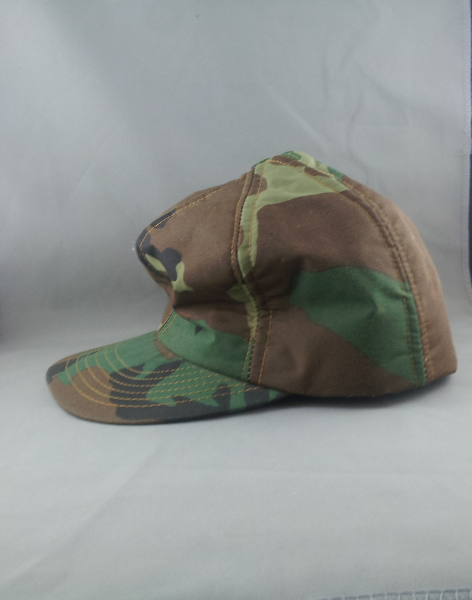Retro Dorfman Pacific Hunting Hat - Featuring fold down ear flaps - Camouflage  image 2