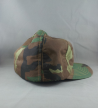 Retro Dorfman Pacific Hunting Hat - Featuring fold down ear flaps - Camouflage  image 4