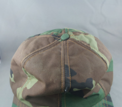 Retro Dorfman Pacific Hunting Hat - Featuring fold down ear flaps - Camouflage  image 5