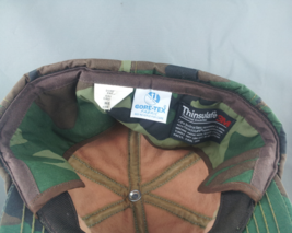 Retro Dorfman Pacific Hunting Hat - Featuring fold down ear flaps - Camouflage  image 6