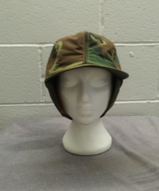 Retro Dorfman Pacific Hunting Hat - Featuring fold down ear flaps - Camouflage  image 8
