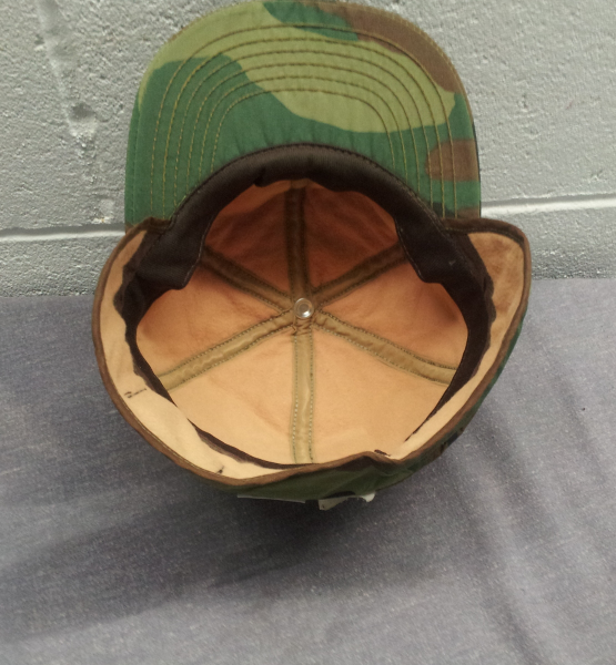 Retro Dorfman Pacific Hunting Hat - Featuring fold down ear flaps - Camouflage  image 12