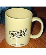 """""""COFFEE PAUSE"""" MUG  - $19.76"""
