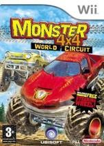 Monster 4x4 World Circuit [Nintendo Wii] - $12.85