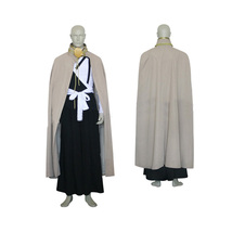 Bleach Kurosaki Ichigo Execution Ground Cosplay Costume - $93.61