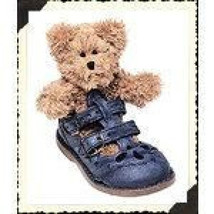 "Boyds Bears""Nellie..Baby Buckles"" Bear Foot Friends- #641002* NIB- 2001 - $19.99"