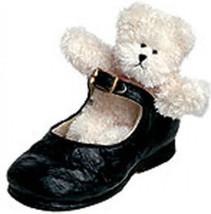 "Boyds Bears ""Patty.. Sunday's Best"" Bear Foot Friends- #641003- New- 2002 - $19.99"