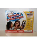 Hooked on Phonics Hooked on English - Aprende a Hablar Ingles for Kids - $16.00