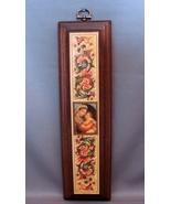 Madonna della Sedia (1518 ) Raphael Wood Wall Plaque - $3.99