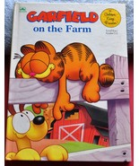 Golden Easy Reader Level 2  - Garfield (the Cat) on the Farm with Odie a... - $5.00