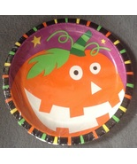 Halloween Starry Pumpkin Jack-o-lantern pack of... - $3.50