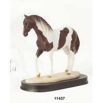 Brown Paint Horse Figurine - $12.95