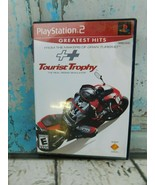 Tourist Trophy  (Sony PlayStation 2, 2006) PS2 COMPLETE  - $5.93