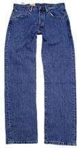 Levi's 501 Men's Original Fit Straight Leg Jeans Button Fly 501-0193 image 3