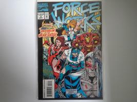 FORCE WORKS #3 Marvel Comics, 1994, Vintage, Comics, Collectables - $6.00