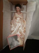 ASHTON DRAKE BETH'S 1960'S WEDDING DRESS BRIDE DOLL #96513 NIB W/CERT AN... - $75.00